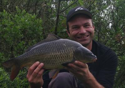 Mitt livs fisk.... Foto:Karl Inge S