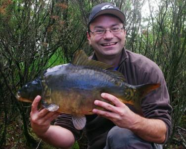 Bildet yter IKKE fisken rettferdighet!!! Foto:Karl Inge S